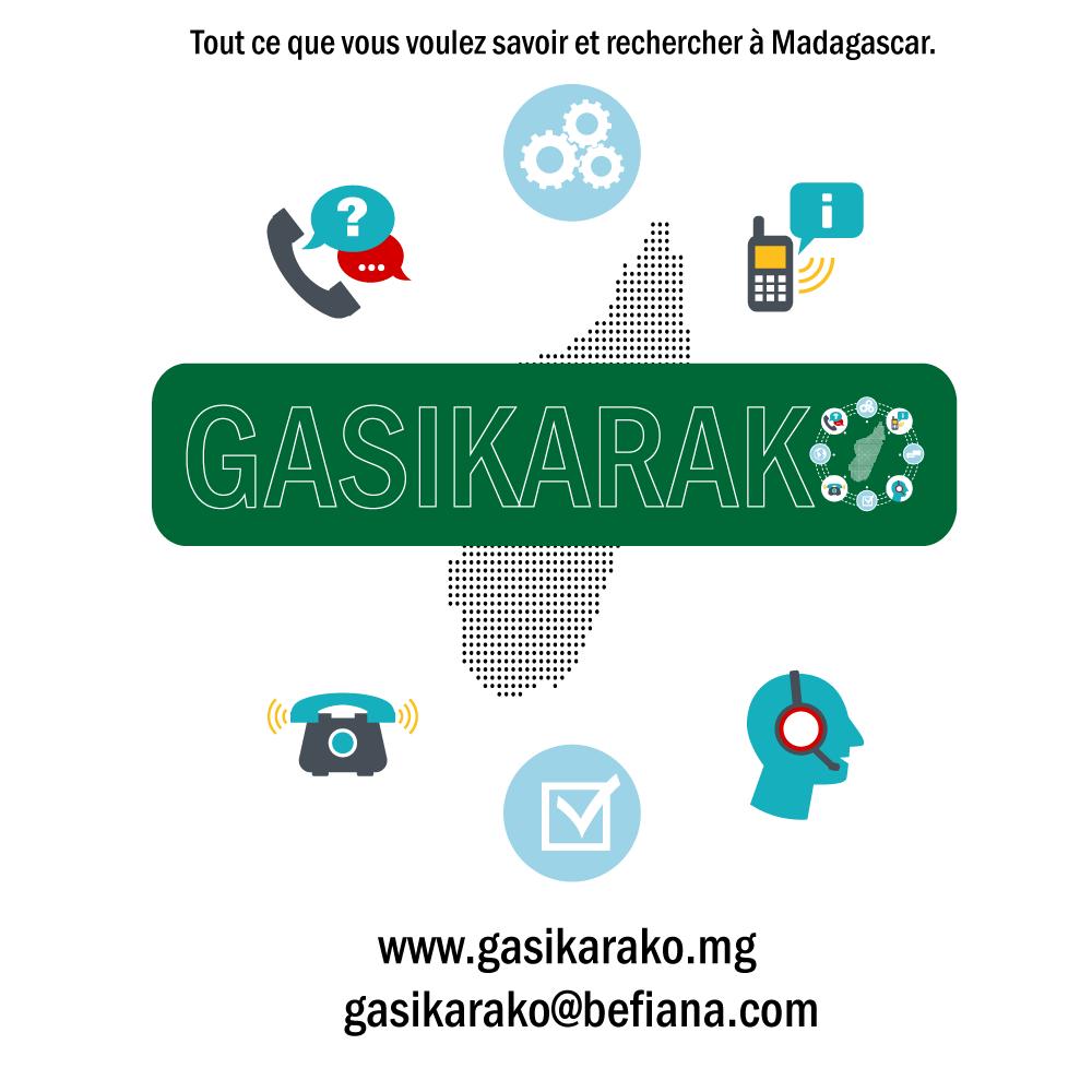 Gasikarako.MG - meilleures actualités et vous aide à tout ce que vous voulez savoir et rechercher à Madagascar